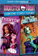 Monster High: Clawesome Double Feature Movie Poster Movie Poster