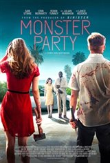 Monster Party Affiche de film