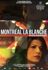 Montréal la blanche (v.o.f.) Affiche de film