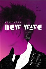 Montreal New Wave Large Poster