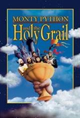 Monty Python and the Holy Grail Quote-Along Movie Poster