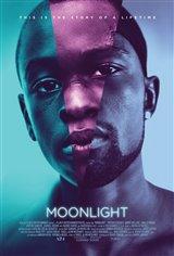 Moonlight : L'histoire d'une vie Affiche de film
