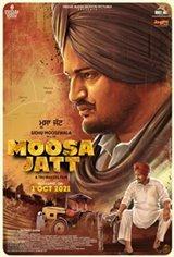 Moosa Jatt Affiche de film