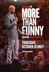 More Than Funny: Everybody Has A Punchline Affiche de film