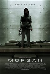 Morgan Affiche de film