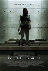 Morgan (v.o.a.) Affiche de film