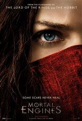 Mortal Engines Affiche de film