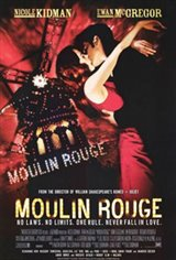 Moulin Rouge Movie Poster