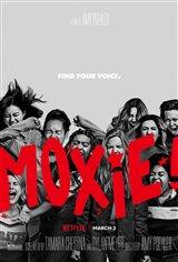 Moxie (Netflix) Movie Poster