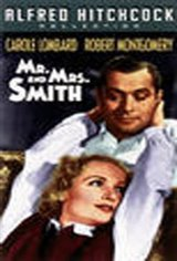 Mr. and Mrs. Smith (1941) Movie Poster
