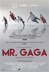 Mr. Gaga Movie Poster Movie Poster
