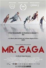Mr. Gaga (v.o.s.-t.f.) Movie Poster