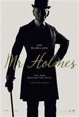 Mr. Holmes (v.o.a.) Affiche de film