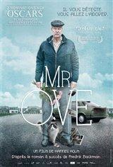 Mr. Ove (v.o.s.-t.f.) Affiche de film