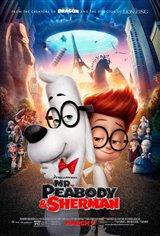 Mr. Peabody & Sherman 3D Movie Poster