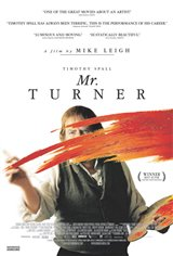 Mr. Turner Movie Poster