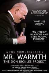 Mr. Warmth: The Don Rickles Project Movie Poster
