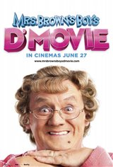 Mrs. Brown's Boys D'Movie Movie Poster
