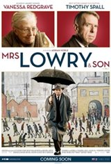 Mrs. Lowry and Son Large Poster