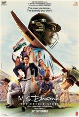 M.S. Dhoni: The Untold Story Affiche de film