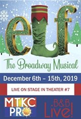 MTKC Pro - Elf the Musical Large Poster