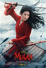 Mulan (Disney+) Movie Poster