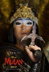 Mulan (Disney+) Poster