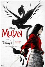Mulan (Disney+) Movie Poster