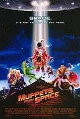 Muppets From Space Movie Poster