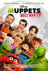 Muppets Most Wanted Movie Poster Movie Poster