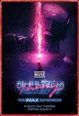 Muse: Simulation Theory - The IMAX Experience Movie Poster