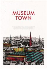 Museum Town Large Poster