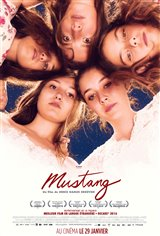 Mustang (v.o.s.-t.f.) Affiche de film