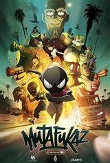 Mutafukaz Affiche de film