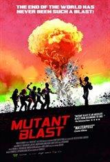 Mutant Blast Affiche de film