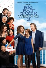 My Big Fat Greek Wedding 2 Movie Poster