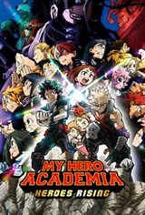 My Hero Academia: Heroes: Rising Movie Poster