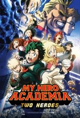 My Hero Academia: Two Heroes Movie Poster