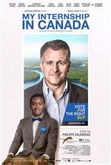 My Internship in Canada Movie Poster