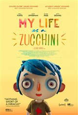 My Life as a Zucchini Movie Poster