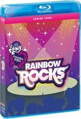 My Little Pony Equestria Girls: Rainbow Rocks Movie Poster