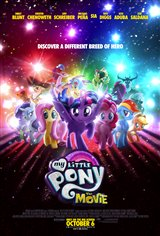 My Little Pony: The Movie Movie Poster Movie Poster