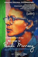 My Name Is Pauli Murray Affiche de film