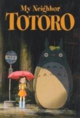 My Neighbor Totoro (Subtitled) Movie Poster