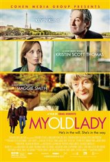 My Old Lady Movie Poster Movie Poster