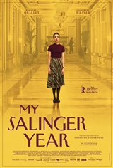 My Salinger Year Affiche de film