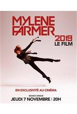 Mylène Farmer 2019 - Le film Large Poster