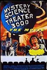Mystery Science Theater 3000: The Movie Movie Poster