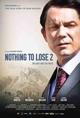 Nada a Perder 2 Affiche de film