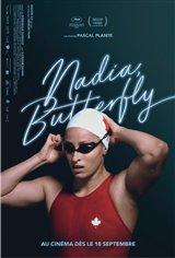 Nadia, Butterfly (v.o.f.) Affiche de film